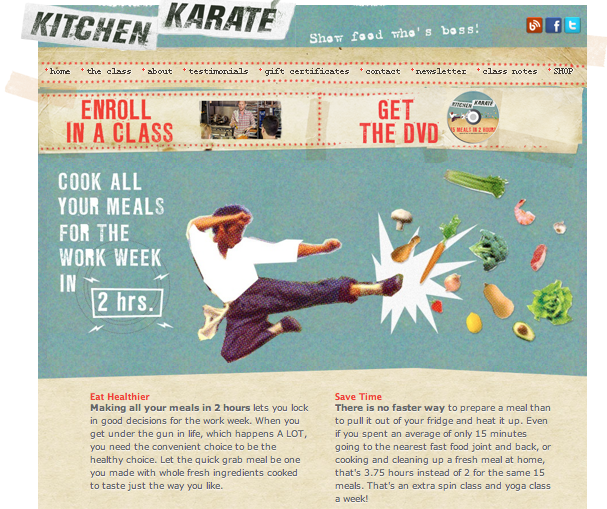 KitchenKarate